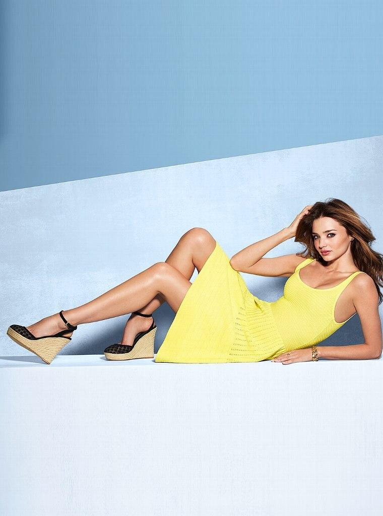 Миранда Керр уходит из Victoria Secret!